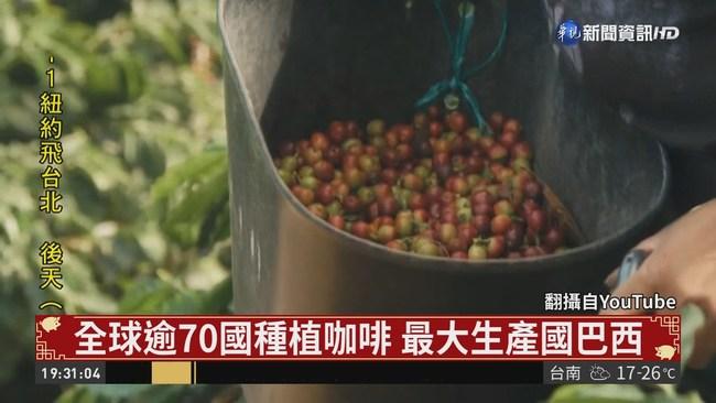 反對血汗勞動 公平交易咖啡救貧窮 | 華視新聞