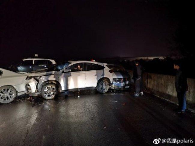 中國收假車潮連環撞 釀7死50傷 | 華視新聞