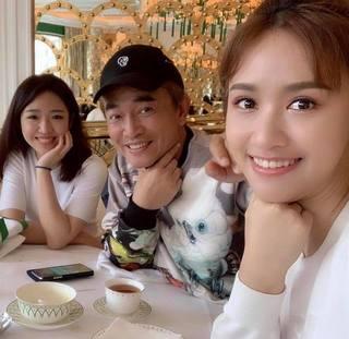 吳宗憲二女兒 25歲當上文創公司總經理