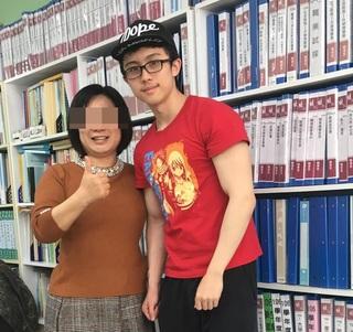 孫安佐入學能仁 老師大讚「才華洋溢」