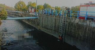 彰化大排漂女浮屍 警方初步研判為意外