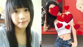 無名小站正妹變身網紅 網友大讚:還是很正