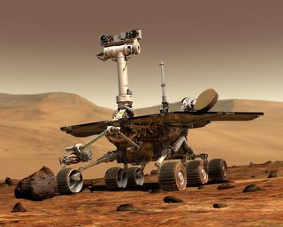 15年任務終結! NASA宣布火星探測車機會號「死亡」