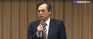 警告韓國瑜訪中不得簽協議? 陳明通:只是說明