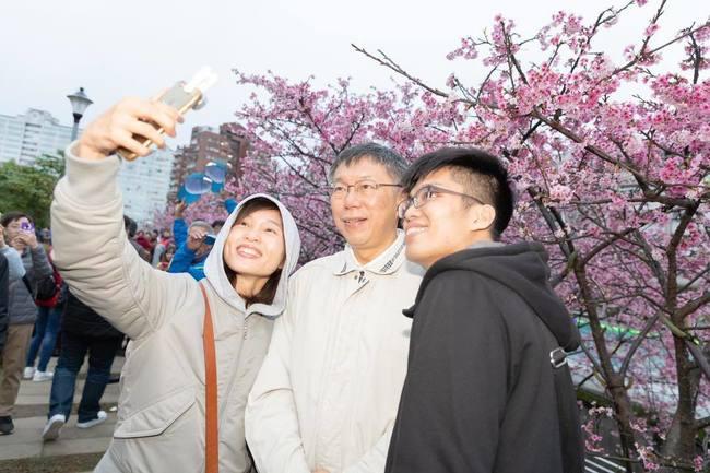 譙新潮流議員擋「杜鵑花」? 柯文哲竟回「知道還問」   華視新聞