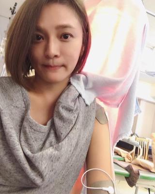 《金家》女星驚傳肌肉萎縮! 臉書PO文謝粉絲關心
