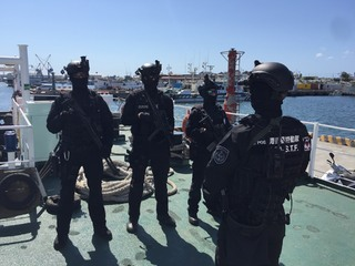 遠洋漁船喋血案變劫船 海巡特勤隊出動緝凶