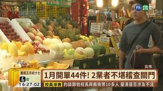 【台語新聞】士林水果攤削客 市府開罰逾5萬元