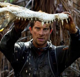 食物鏈頂層的男人 探險家貝爾吃出狀況!