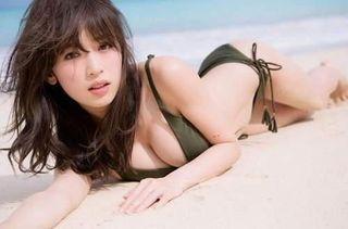 真人版娜美冠軍 泉里香最佳代言人