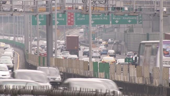 連假首日國道塞爆 這6個路段要避開 | 華視新聞