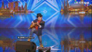 【午間搶先報】馮羿再登艾倫秀 獲贈10萬元電吉他