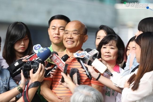 韓國瑜將訪中 蘇貞昌:勿被政治框架框住 | 華視新聞