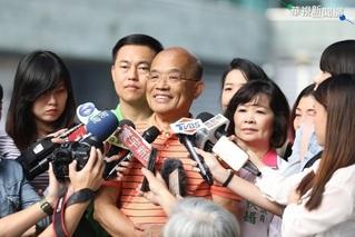 韓國瑜將訪中 蘇貞昌:勿被政治框架框住