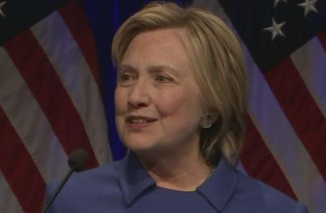 2020大選 希拉蕊.柯林頓:不會選總統 | 華視新聞