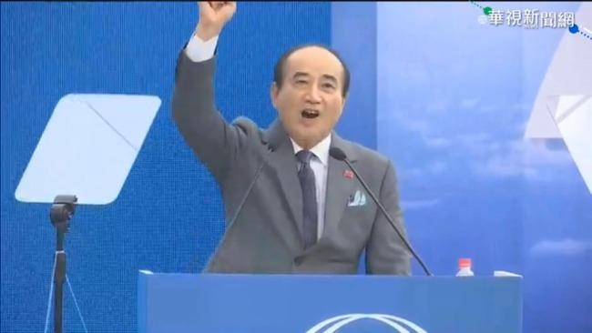 競逐2020  王金平:中華兒女同根生、終結戰爭 | 華視新聞