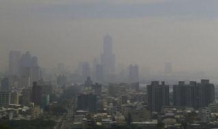 印度成全球空污龍頭 10大空汙城市包辦7名