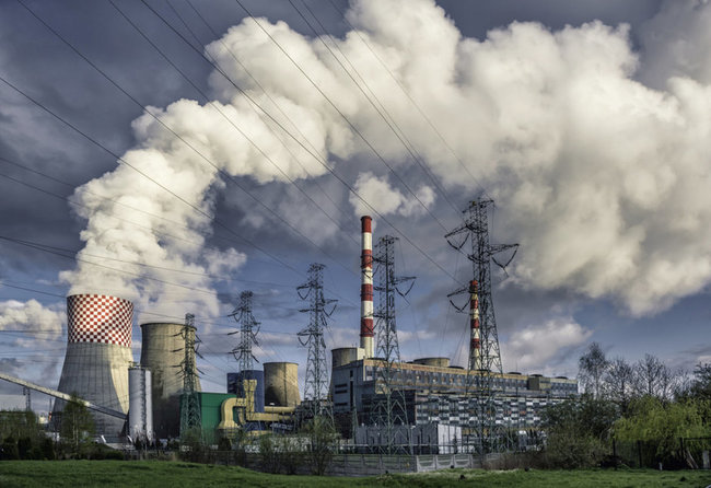 空汙法裁罰準則修正草案 排放有害物質罰2000萬 | 華視新聞