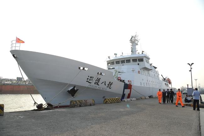「巡護八號」跨洋緝凶 陳其邁:極力保護漁民 | 華視新聞
