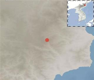 北韓發生極淺層地震 距核試地點僅1公里