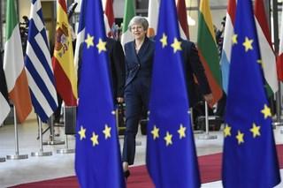 歐盟最新決議 有條件同意英國脫歐延至5月22日