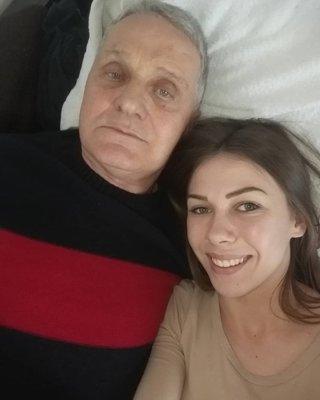 21歲戀74歲 正妹愛上阿公想幫他生孩子