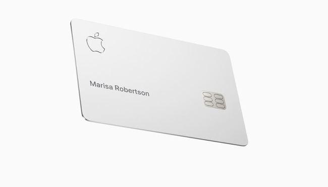 蘋果推Apple Card 10大特點襲捲信用卡市場 | 華視新聞