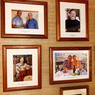 蔡英文過境夏威夷 驚見照片在歐巴馬「樓下」