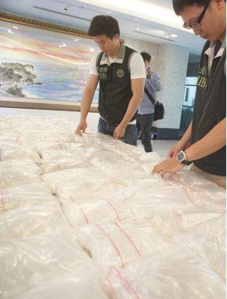 高雄破獲1.5噸毒品 保三員警竟涉案