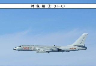 中國7軍機多批次遠海長訓 國防部:嚴密監控