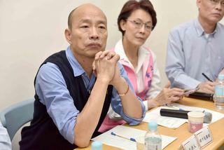 回應「做滿四年」說 韓國瑜:這是常識