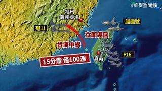 【午間搶先報】中國軍機越海峽中線 美.日替台發聲