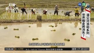 """""""瀾湄計畫""""擬建20座水庫 湄公河浩劫?"""