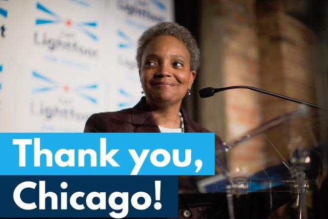素人勝選! 首位黑人女同志當選芝加哥市長 | 華視新聞