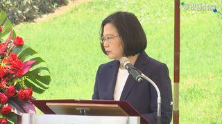【午間搶先報】追思鄭南榕 總統:見假消息要挺身而出