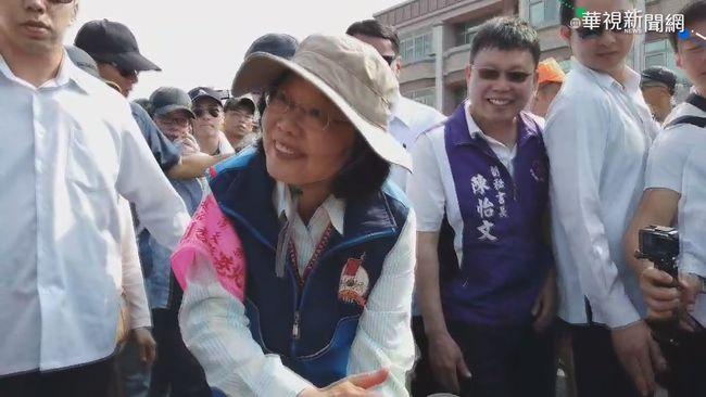 【晚間搶先報】徒步隨香4.3公里 總統恭迎白沙屯媽 | 華視新聞