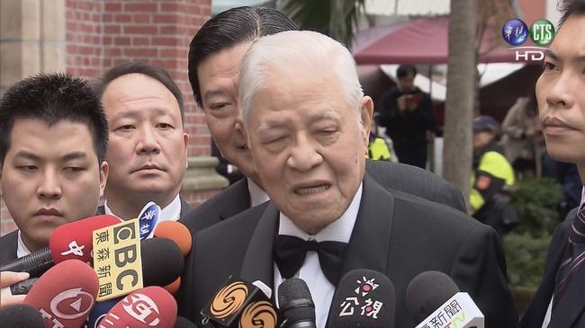 日媒談「九二共識」 李登輝:沒有的事! | 華視新聞