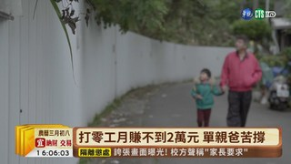 【台語新聞】痛心! 台灣受虐兒童 9成是6歲以下