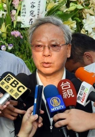 范植谷被加重懲處 交部擬撤換中國驗船中心董座