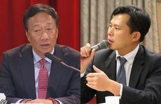 黃國昌邀郭台銘交流對談 網友:記得看他眼睛