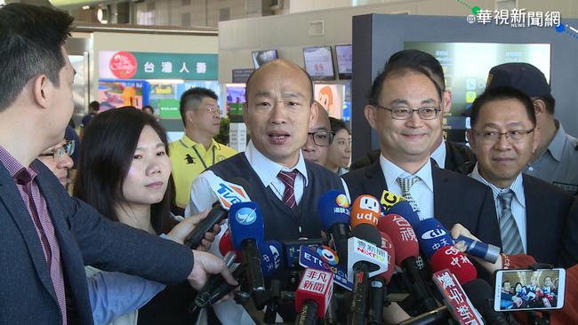 韓國瑜批「國軍沒有軍法」 教授、律師出面駁斥 | 華視新聞