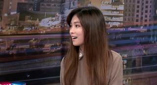 國慶美女主持人 介紹富國島這畫面讓網友受不了