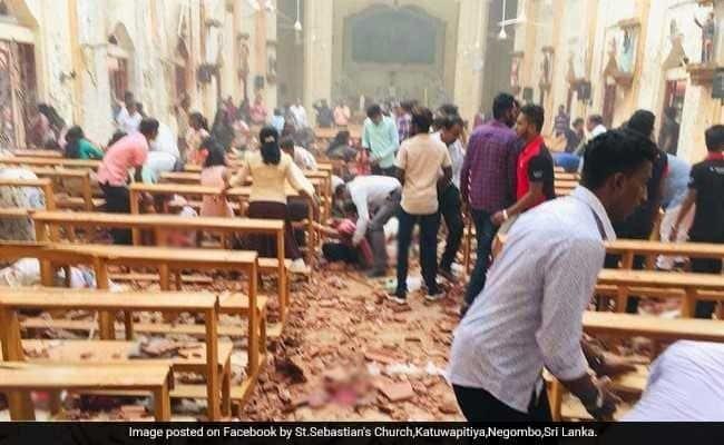 斯里蘭卡6起連續爆炸案160死 官方定調恐怖攻擊 | 華視新聞