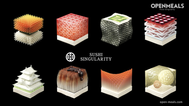 科技挑戰職人 日本研發「3D列印食用壽司」 | 華視新聞