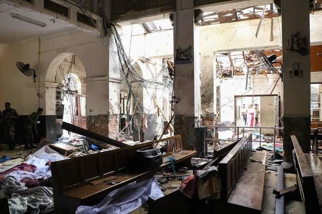 斯里蘭卡第8起爆炸! 187死499傷實施宵禁   華視新聞