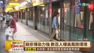 【台語新聞】女染麻疹趴趴走 數百人曝高風險環境