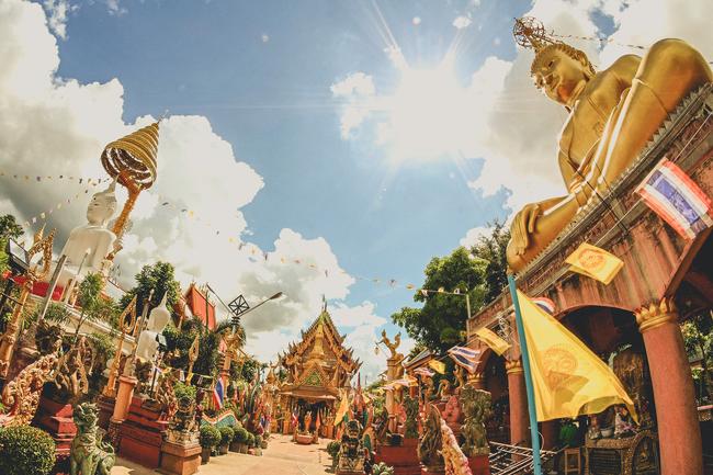 泰棒了! 泰國落地簽免費三度延長至10月底 | 華視新聞