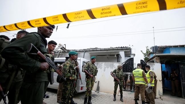 斯里蘭卡攻堅爆炸案嫌犯據點 嫌犯自爆釀15死   華視新聞