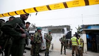 斯里蘭卡攻堅爆炸案嫌犯據點 嫌犯自爆釀15死