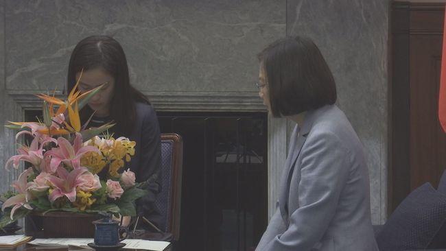 【午間搶先報】維護台海安全 總統接見美聯邦參議員!   華視新聞